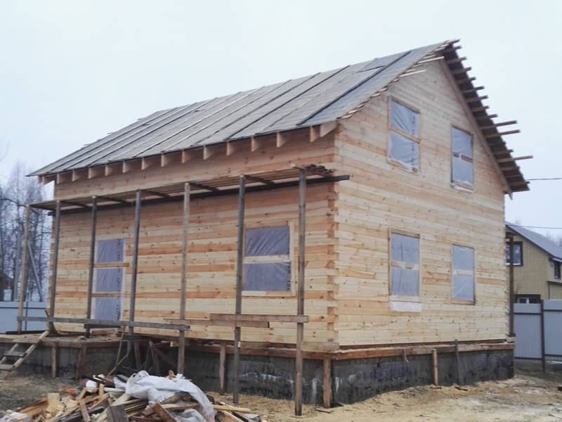 Строительство и реконструкция